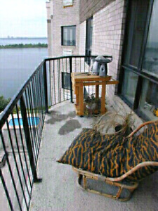 condo to share master bedroom ( smoker) room to rent