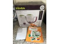 BEABA babycook original, 4 in 1 baby food maker