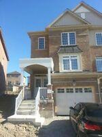 Bradford - End Unit Freehold Townhouse For Sale