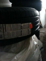 Set of 4 NEW Michelin All Season Tires 215/65/R17
