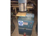 Union upright sanding machine
