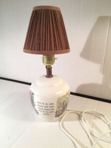 PETER RABBIT BEATRIX POTTER LAMP Kitchener / Waterloo Kitchener Area image 1