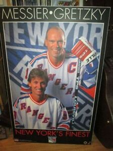 Wayne Gretzky Mark Messier Picture