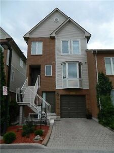 Lakeview End Unit, 4 Level Executive Town House 3 Bed / 5 Bath