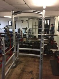 Matrix Squat Rack