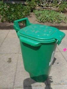 SMALL GARBAGE CAN for sale