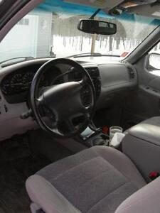2000 Ford Explorer Sport 4 x 4 SUV, Crossover