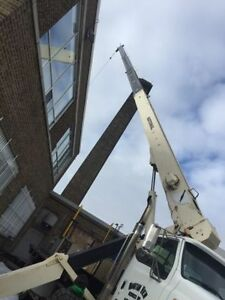 Boom Truck Crane Services | Best Rates in the GTA