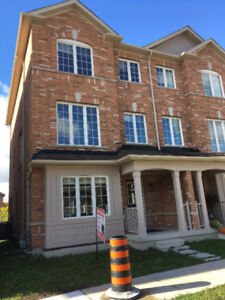 New Semi Detached 3 Stories Home in Markham Ready for Nov.1st