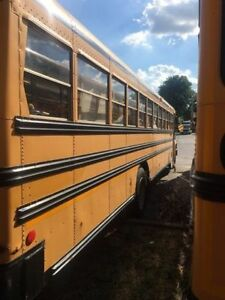 1999 GMC School Bus, Want it gone Windsor Region Ontario image 4