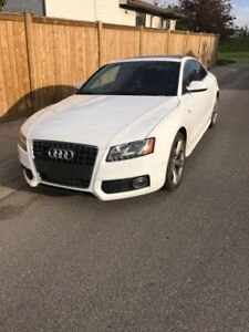 2010 Audi A5 S Line Coupe (2 door) AWD