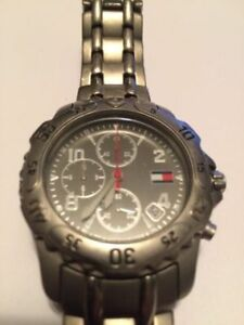 Tommy Hilfiger Titanium watch
