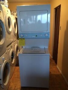 Electrolux stackable washer & dryer