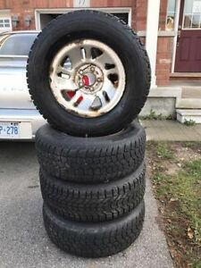 Ford Rims Winter Tires Cambridge Kitchener Area image 2