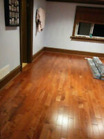 Floors and Stairs installations/Refinishing