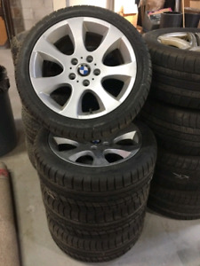 BMW 3 series Winter Tires 225/45R17 94 Tires And Rims