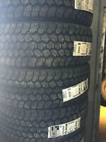 """18"""" Dodge Ram/Toyota Tundra Rim and Goodyear Tire Package"""