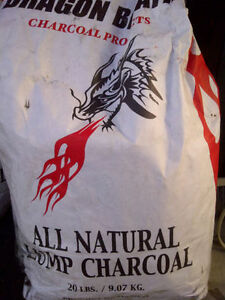 Charcoal - Dragon Breath All Natural Lump - 9.07kg (20 lbs) Kitchener / Waterloo Kitchener Area image 2