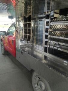 CATERING FOOD TRUCK FOR SALE!