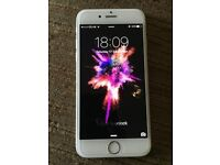 iPhone 6, 16GB, Silver, O2