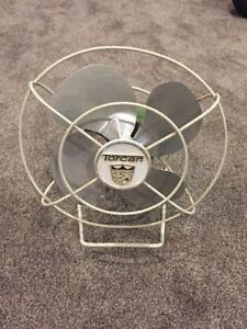 For Sale Torcan Vintage Fan Modle 1057 Works Great