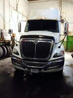 2009 International ProStar, Used Sleeper Tractor