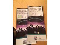 Joshua - Klitschko 2 tickets