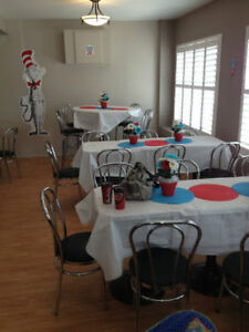 Shower Birthday Decorations Thing 1&2 Dr Seuss Sarnia Sarnia Area image 5