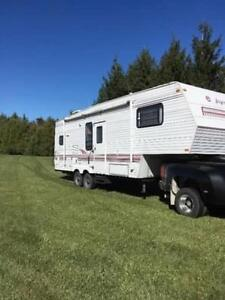 Jayco 263 fifth wheel trailer