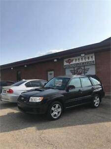 SOLD!!2008 Subaru Forester Anniv Ed!! 171KMS!! TURBO!CERTIFIED!!