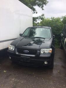 2007 Ford Escape Limited SUV, Crossover