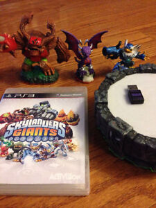 SKYLANDERS GIANTS STARTER PACK, PLAYSTATION 3