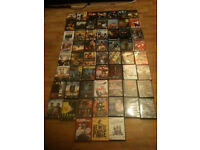 60 DVDs - Job Lot - In Excellent Condition