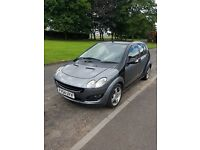 SMART FORFOUR HATCHBACK DIESEL BLACK 2004
