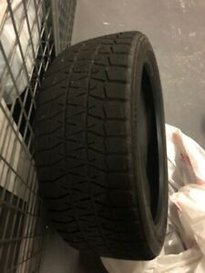 4 winter tire without mag.