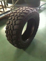GO PLAY IN MUD! AGGRESSIVE MUD TIRES 35X12.50R20 & 33x12.50r20
