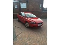 Volvo s40 low milage PRICE REDUCED £1600
