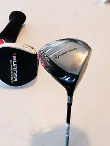 Right Handed Taylormade Burner Superfast Driver