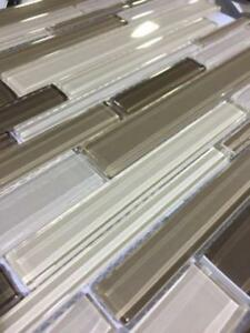 BACKSPLASH TILE. GLASS MOSAIC TILE BLISS $3.99 sq ft !!!