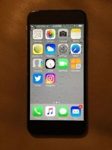 Apple iPhone 6, 64gig, Black, Mint Condition