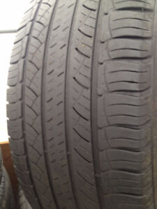 3 Michelin Summer tires 235/65/18