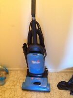 Wide mouth Hoover vacuum  Only a few months old  $50