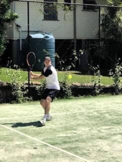 Professional Tennis Coaching