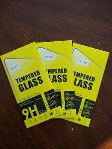 iPhone & Samsung Cellphone Tempered glass screen protector  - | J-Computer |