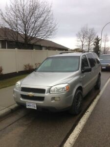 2006 Chevrolet Uplander LS Van. CHEAP FOR QUICK SALE!