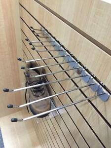 hooks/ slat wall hooks/ peg board hooks