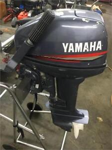 2000 YAMAHA 9.9 HP 2 - STROKE OUTBOARD! GREAT SHAPE
