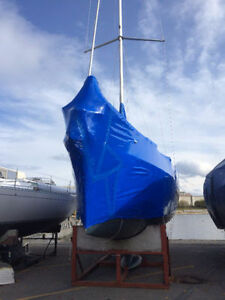 Mobile Marine Shrink wrapping starting at $10 per foot Kingston Kingston Area image 3