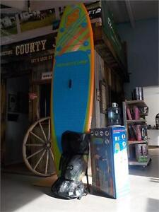 ADVENTURE STAND UP PADDLEBOARD