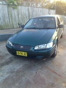 1998 Toyota Camry SXV20R CSi Green 4 Speed Automatic Sedan Wentworthville Parramatta Area Preview